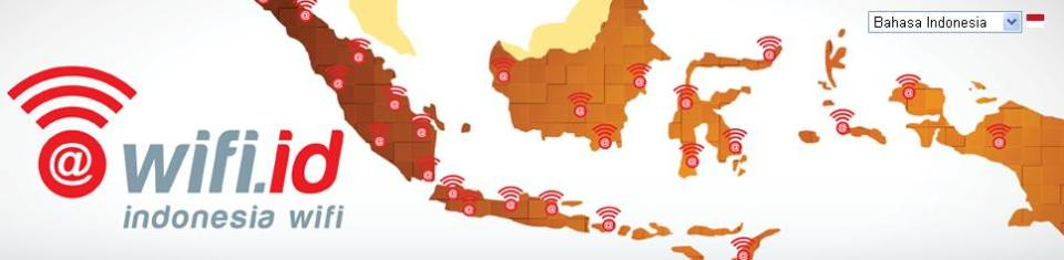 wifi indonesia - wifi.id