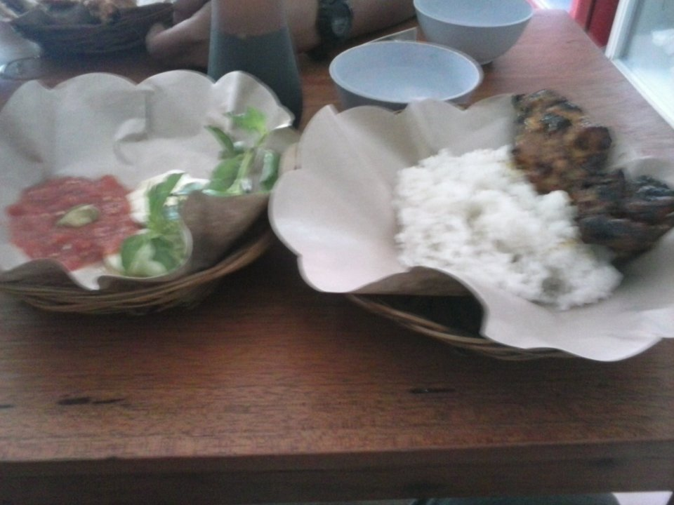 Warung Nasi Ibu Sri