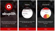 akupilih - aplikasi pemilu presiden 2014