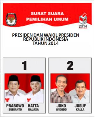 cara mencoblos pemilu pilpres 2014 yang benar rasarab s