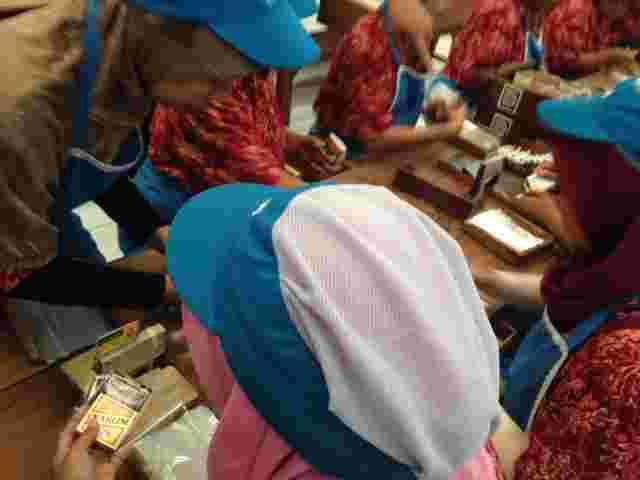Pabrik PT Djarum, Mesin SKM, OASIS DJarum, djarum kudus011