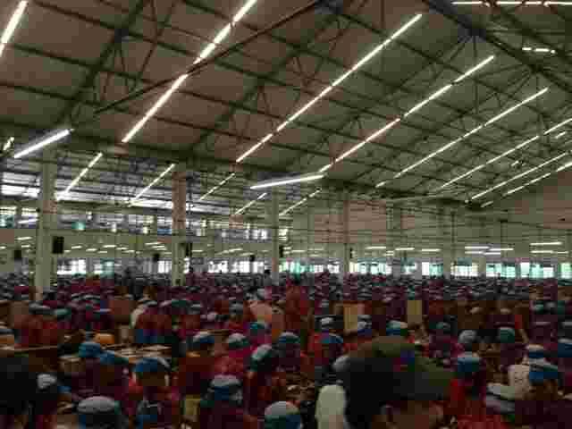 Pabrik PT Djarum, Mesin SKM, OASIS DJarum, djarum kudus019