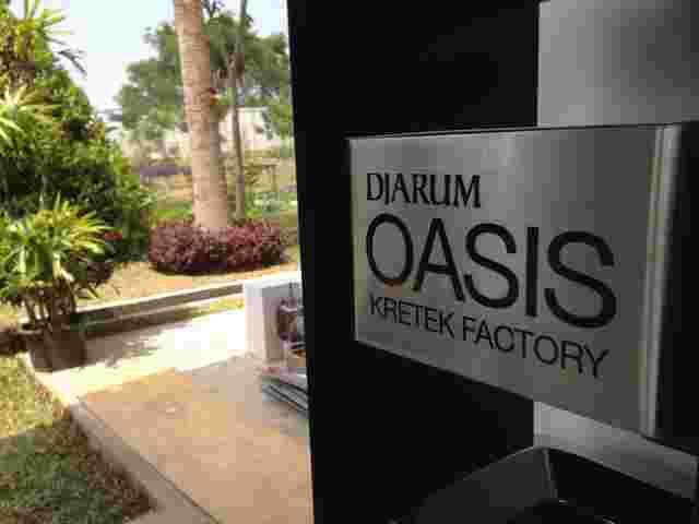 Pabrik PT Djarum, Mesin SKM, OASIS DJarum, djarum kudus024