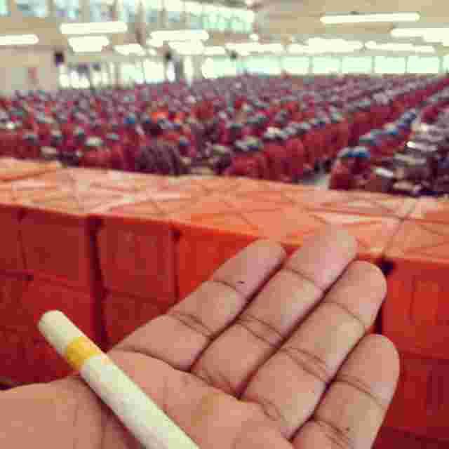 Pabrik PT Djarum, Mesin SKM, OASIS DJarum, djarum kudus055