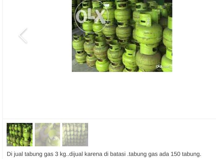 Jual tabung gas 3 kg Bantul Kab. Perlengkapan Rumah