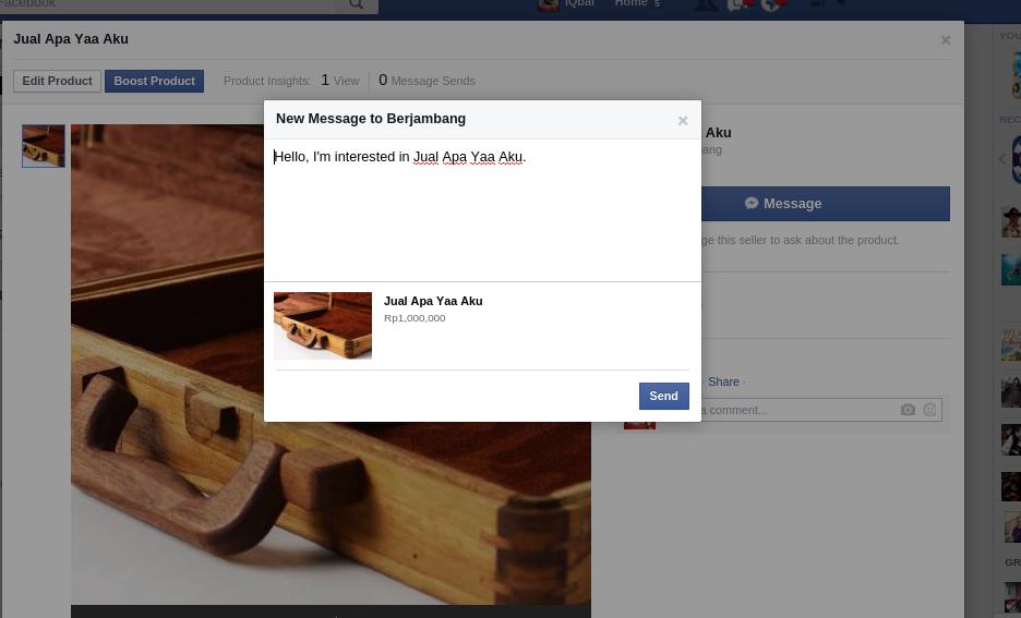 Selamat Datang Facebook Commerce 2