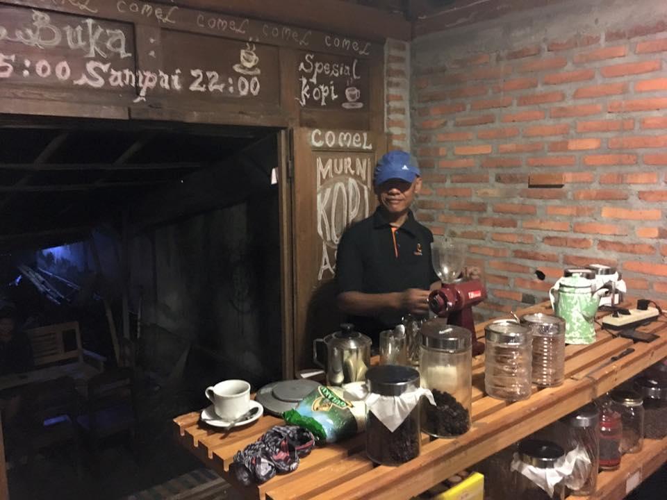 Comel Coffea Jogja - Nikmatnya Fermentasi Kopi 2