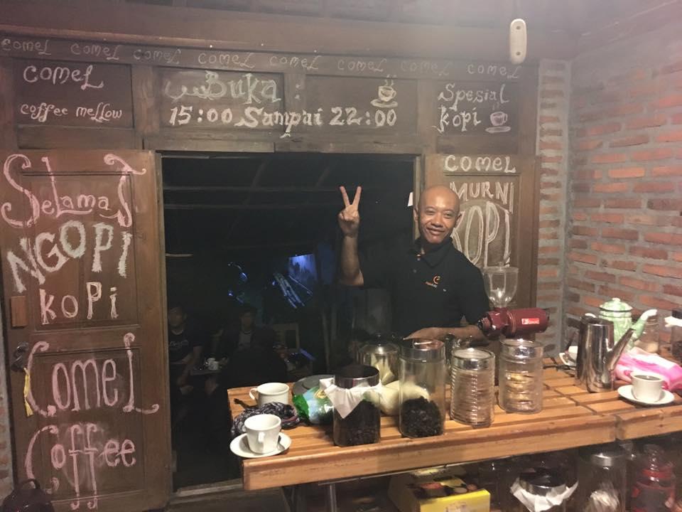 Comel Coffea Jogja - Nikmatnya Fermentasi Kopi 6