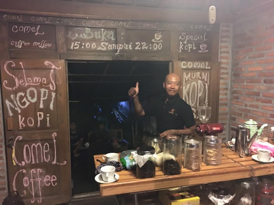Comel Coffea Jogja - Nikmatnya Fermentasi Kopi 7