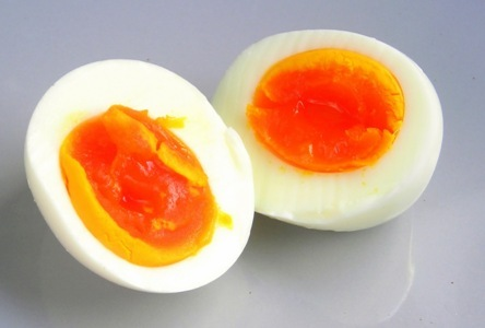 telur 7 menit