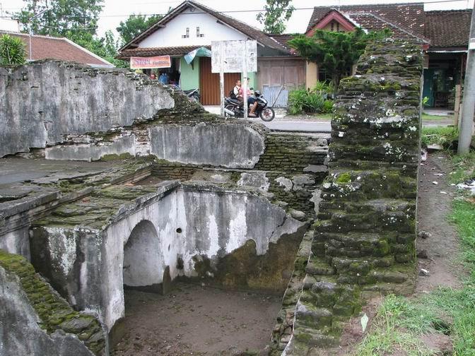 Tentang Tuk Umbul Rejowinangon, Situs Warungboto Sekarang