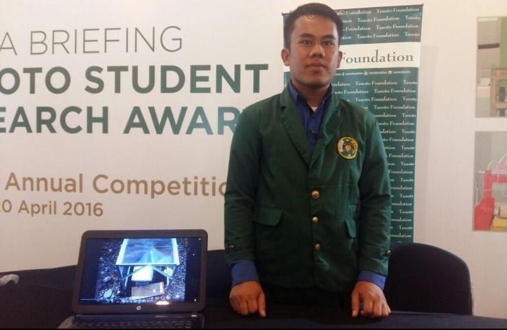 penemuan-mahasiswa-indonesia-riset-mahasiswa-generator-termolistik-peltier-tanoto-foundation-sukanto-tanoto